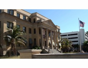 Palm Beach County Historic Courthouse
